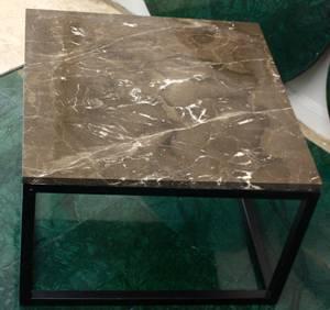 Bilde av Marmorplate i Dark Emperador i 60 cm * 60 cm