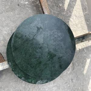 Bilde av Marmorbord i Green Verde med 100 cm diameter
